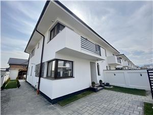 Casa de vanzare in Sibiu - Cristian - tip duplex - predare la alb