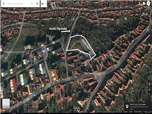 Teren de vanzare in Sibiu, intravilan - ideal Ansamblu de case