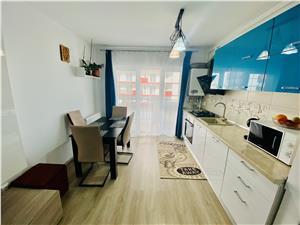 Apartament de vanzare in Sibiu - 3 camere, balcon mare - C. Surii Mici