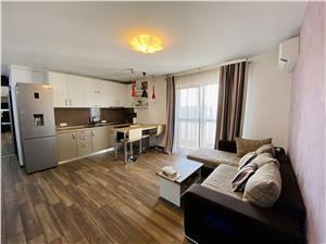 Apartament de vanzare in Sibiu - Selimbar - Mobilat si utilat