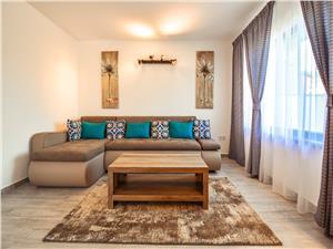 Casa de vanzare in Sibiu - 5 Camere - Finisaje si mobilier de lux