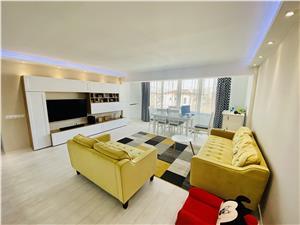 Apartament de vanzare in Sibiu -3 camere cu balcon- D. Stanca