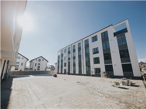 3 Zimmer Wohnung kaufen in Sibiu  - Freistehend - Fu?bodenheizung