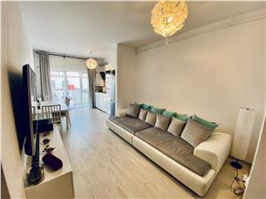 Apartament 3 camere de vanzare in Sibiu - Mobilat si utilat - Magnolia