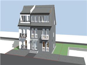 Casa de vanzare in Sibiu - tip duplex - 5 camere - 145 mp curte libera