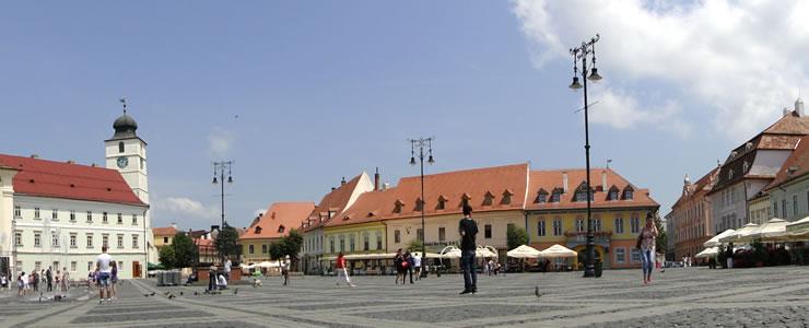 Prezentare Sibiu