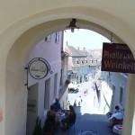 Istoria castiga. De ce Sibiul este cel mai frumos oras din tara