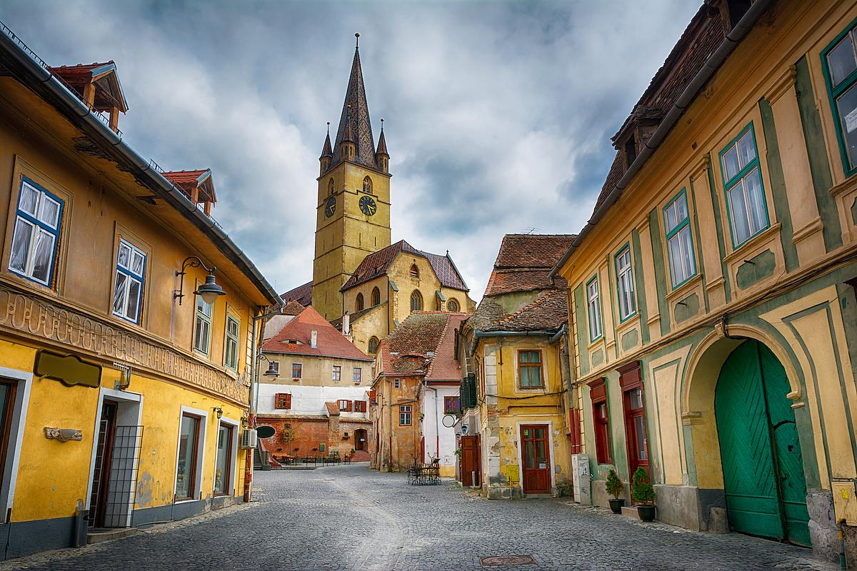 Romania travel: Five reasons to visit Sibiu