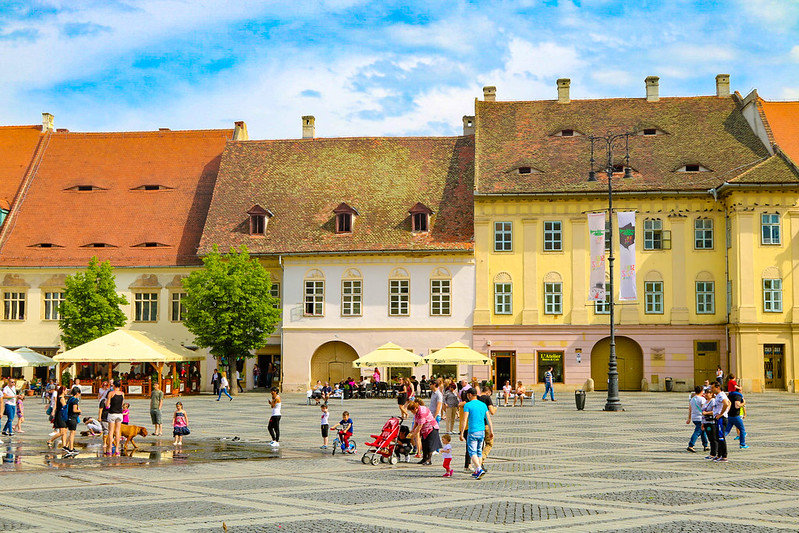 11 amazing things to do in Sibiu, Romania | The city with eyes